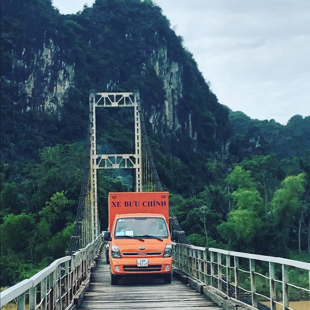 cho thuê xe tải miền bắc Ecotrans