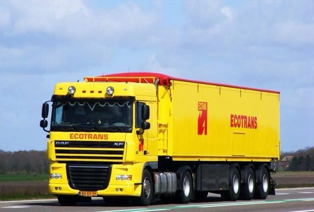 Ecotrans sở hữu số lượng lớn xe tải
