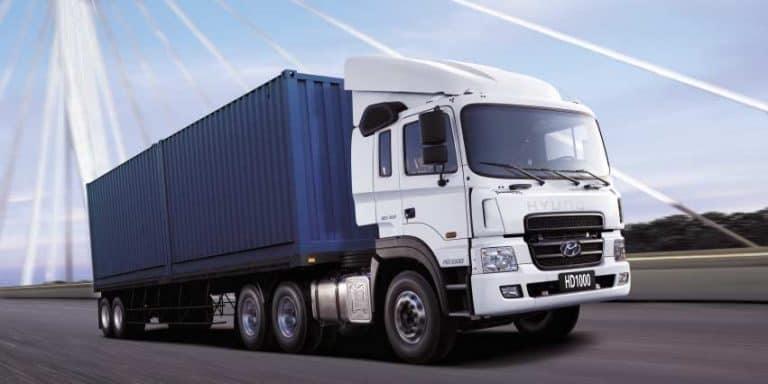 Cho thuê xe tải vận chuyển đường bộ