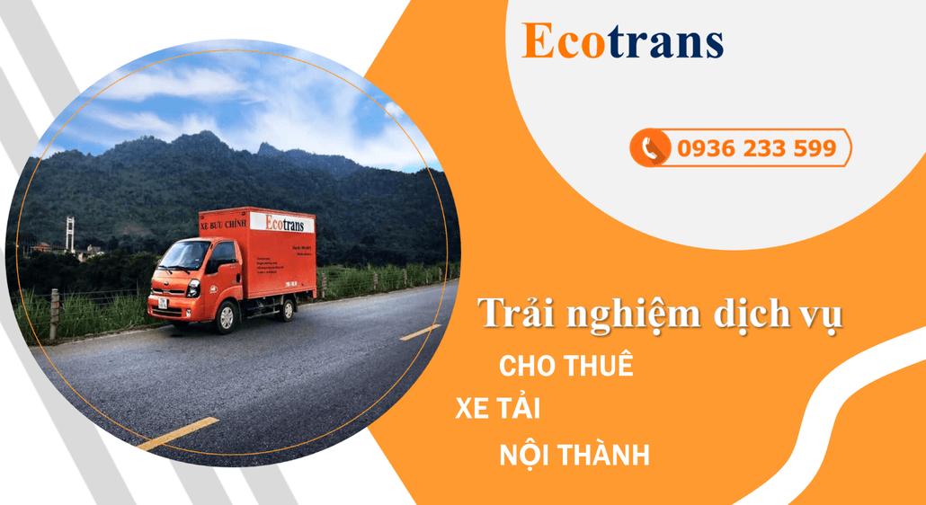 xe tải chở hàng Phố Nguyễn Công Trứ