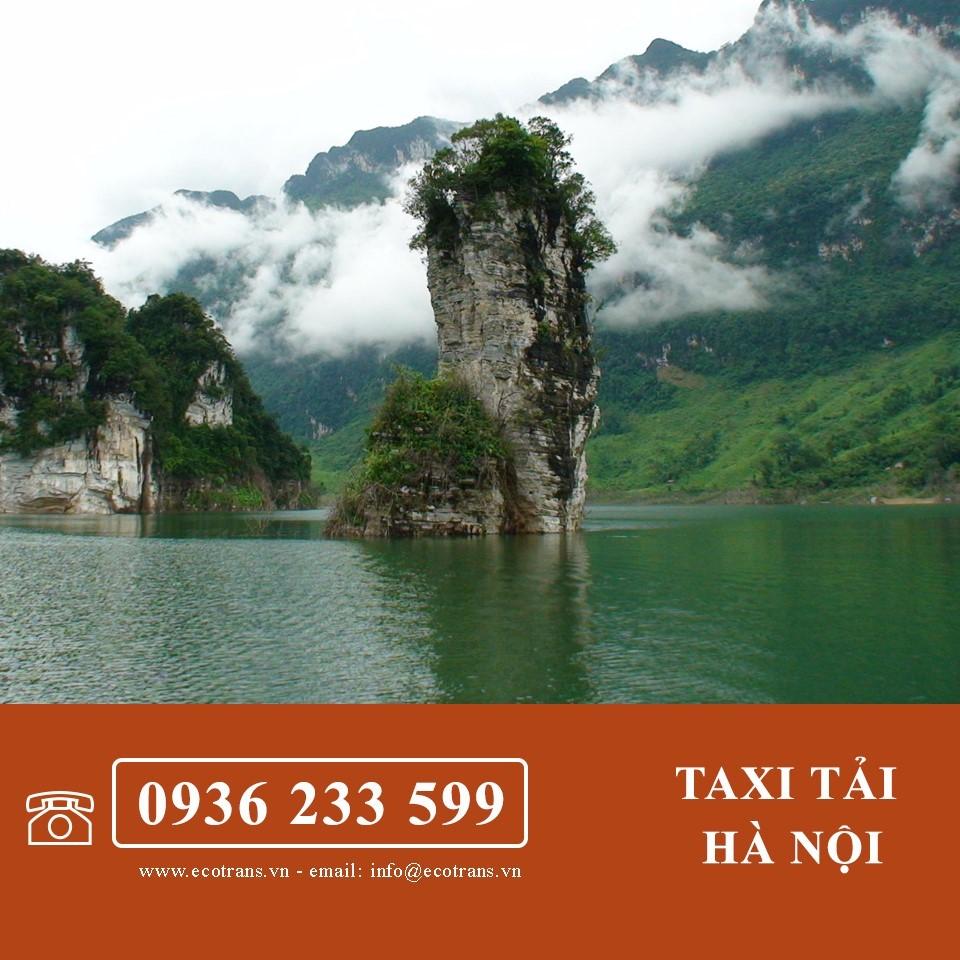 Cho thuê xe tải Hà Nội Tuyên Quang uy tín, giá rẻ