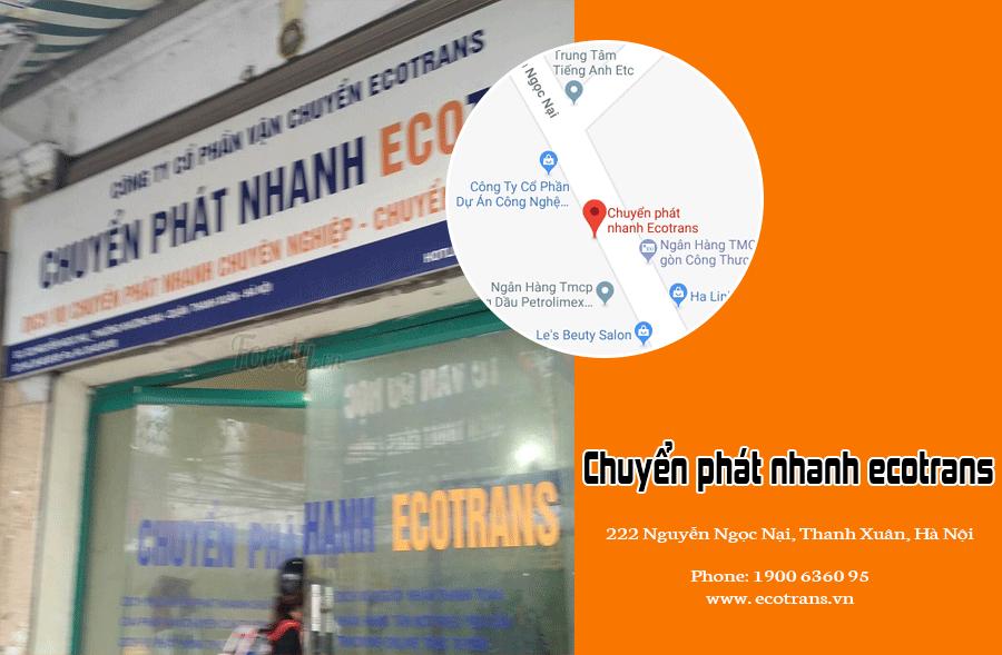 Chuyển phát nhanh Ecotran- đơn vị vận chuyển uy tín cho bạn