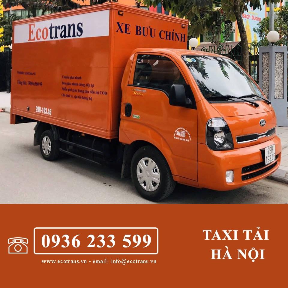 Cho thuê xe tải giá rẻ cho bạn tại Ecotrans