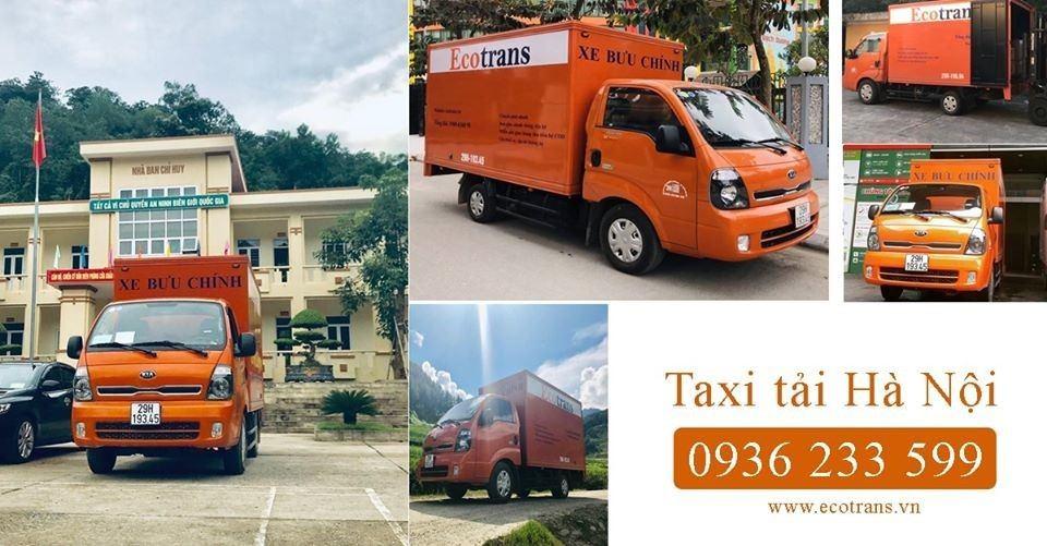 Ecotrans đồng hành cùng bạn với đa dạng các đội xe tải