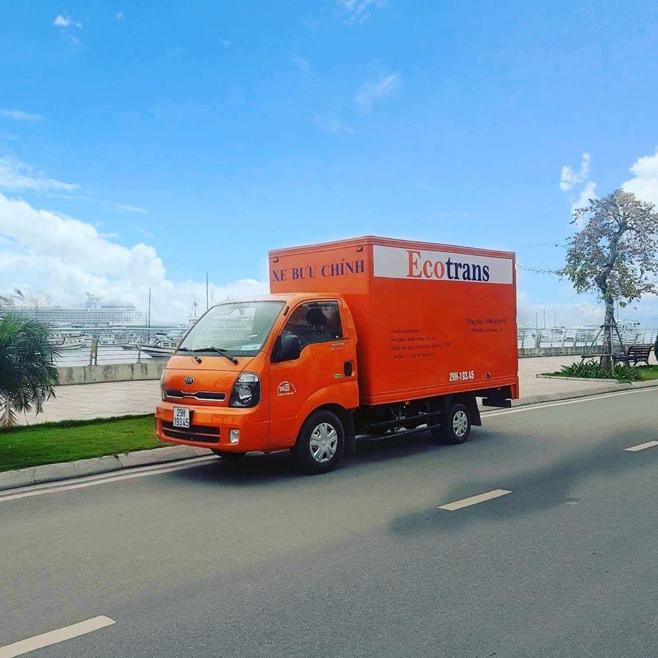 Chuyển phát nhanh Ecotrans giải pháp giao hàng tối ưu cho bạn
