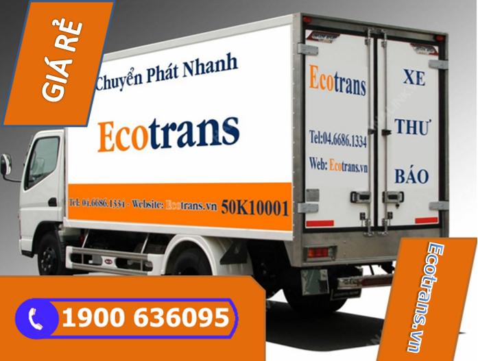 Chuyển phát nhanh Ecotrans giá rẻ bất ngờ