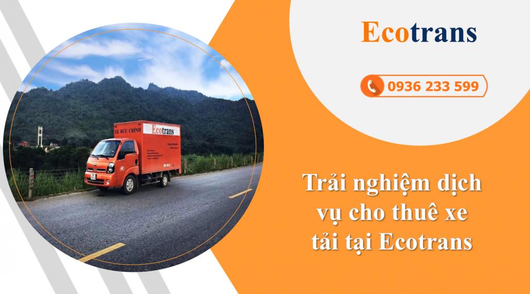 Thuê xe tải chuyên nghiệp tại Hà Nôi