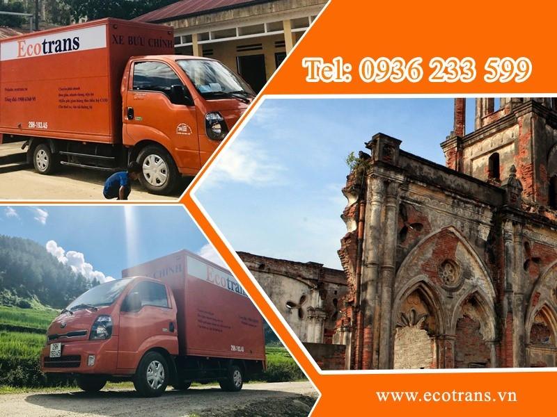 Hàng hoá đảm bảo an toàn trong quá trình vận chuyển với vận chuyển Ecotrans