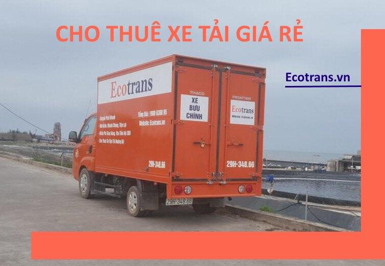 thuê xe tải tại Hà Nội
