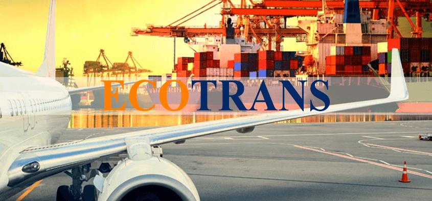 Ecotrans cung cấp đến bạn gói dịch vụ gửi hàng đi Quốc tế chất lượng