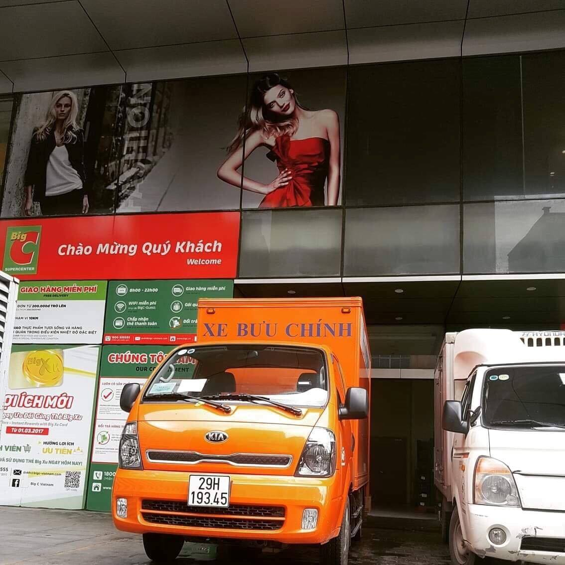 Dịch vụ cho thuê xe tải cùng Ecotrans
