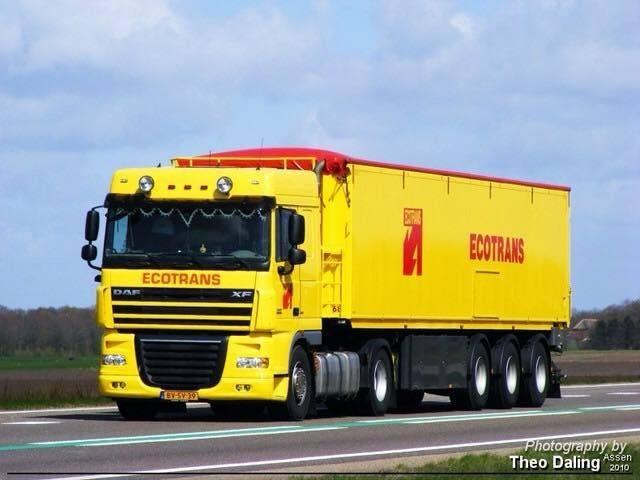 Ecotrans sự lựa chọn hàng đầu cho bạn khi thuê xe tải