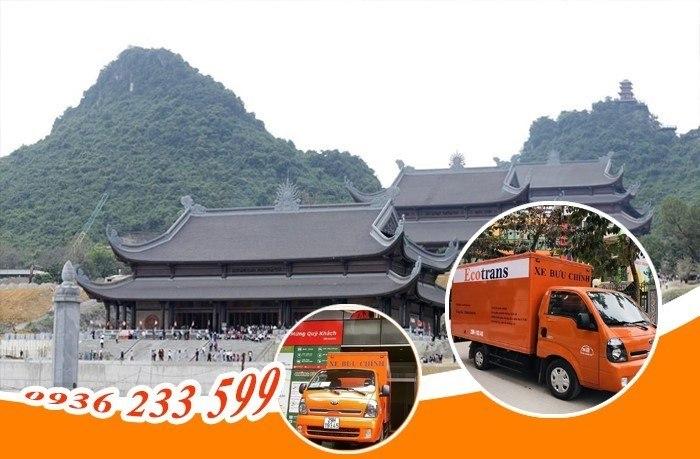 Cho thuê xe tải Hà Nội Hà Nam giá rẻ, uy tín tại Ecotrans