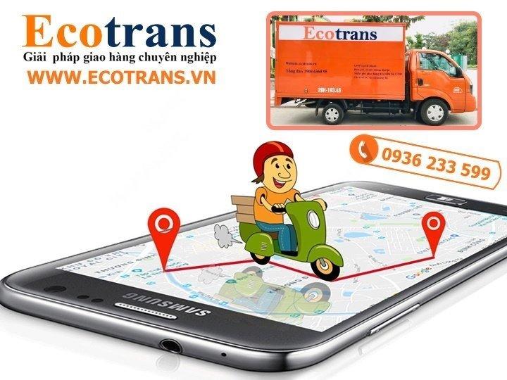 Ecotrans giải pháp giao hàng chuyên nghiệp cho quý khách hàng