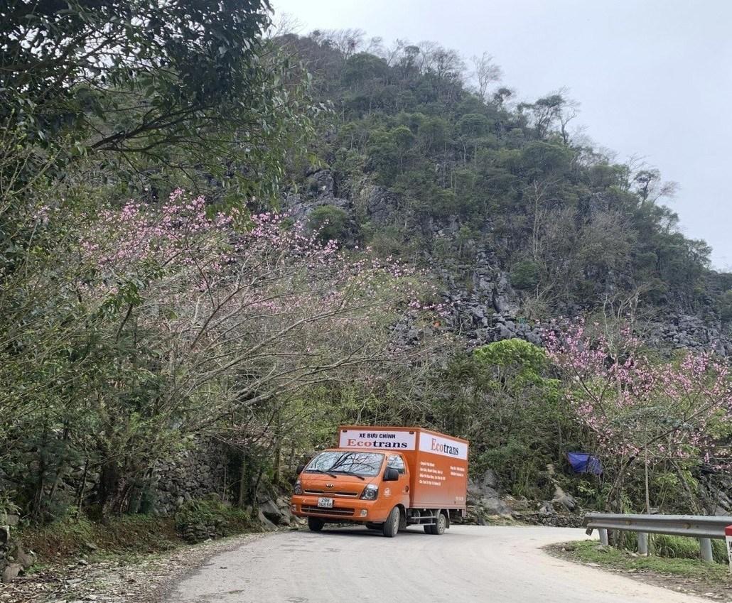 Ecotrans đồng hành cùng bạn đi khắp muôn nơi