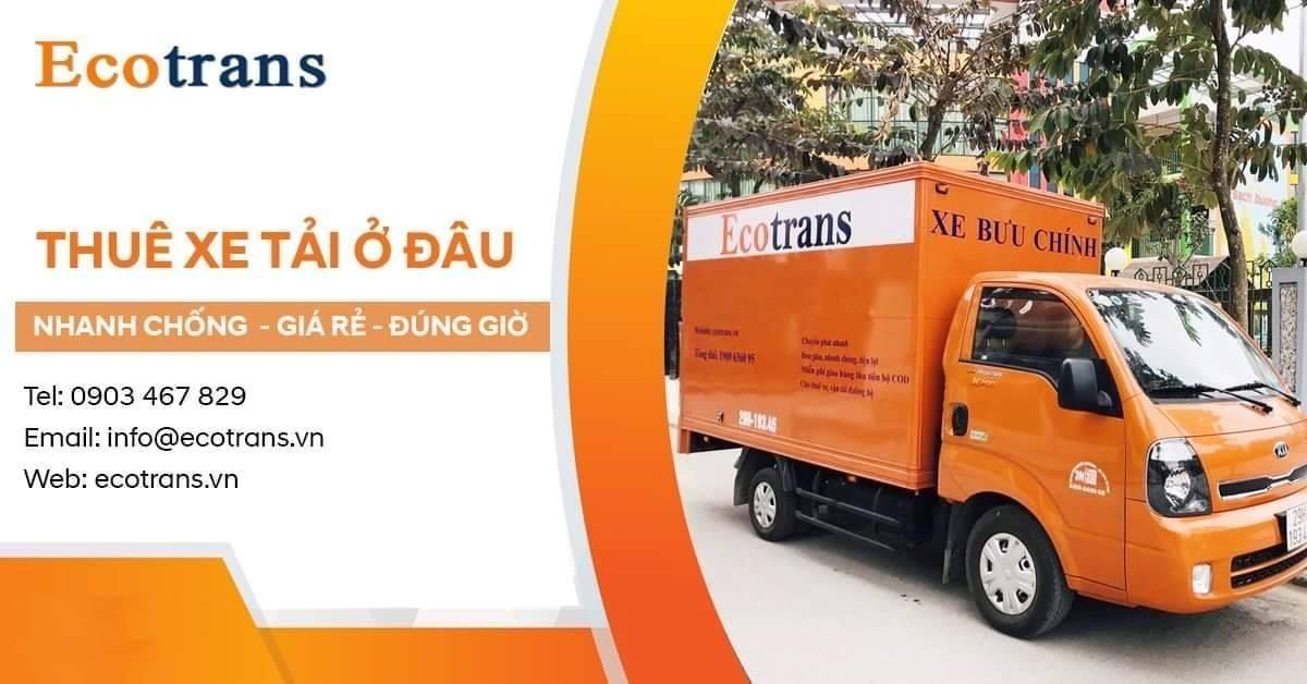 Đội xe tải mới đảm bảo chất lượng, an toàn trong quá trình vận chuyển