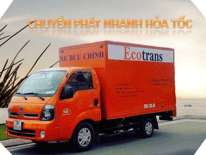 Ecotrans – chuyển phát nhanh Đà Nẵng hỏa tốc