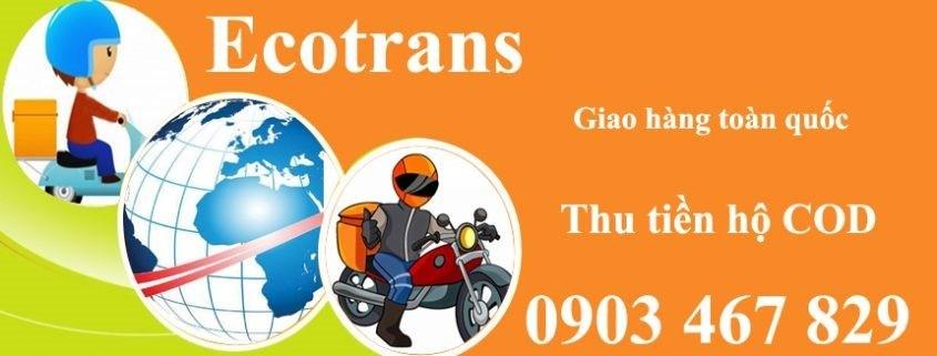 Ecotrans, chuyển phát nhanh Hà Nội – Bắc Ninh