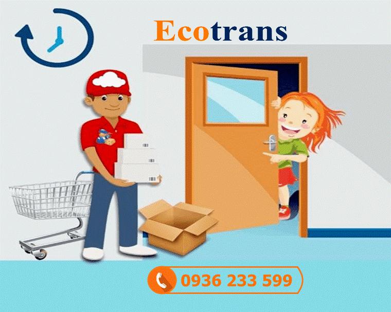 Chọn Ecotrans, không ngại sự cố, chẳng trọng giá cả