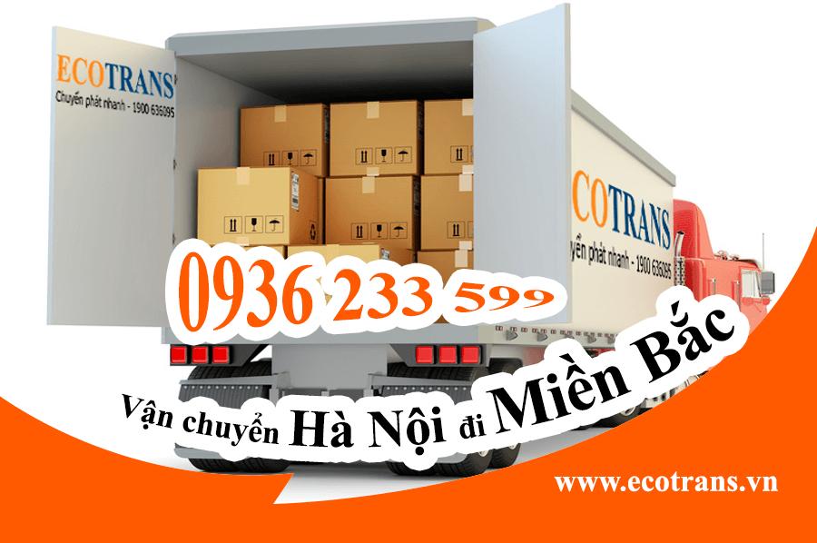Chuyển phát nhanh tại Hà Nội – Việt Nam, Ecotrans